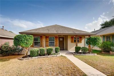 Kyle Single Family Home For Sale: 292 Wetzel