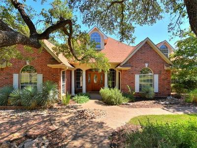 Cedar Park Single Family Home For Sale: 1100 Breakaway Rd