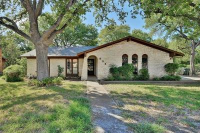Georgetown Single Family Home For Sale: 904 River Bend Dr