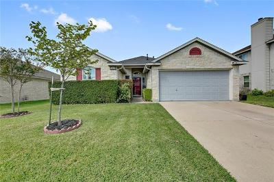 Leander Single Family Home Pending - Taking Backups: 701 Los Robles Rd