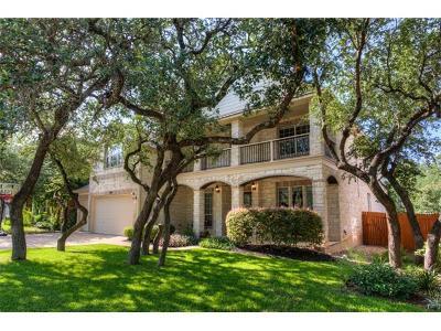 Cedar Park Single Family Home For Sale: 2610 Mexican Hat Dr