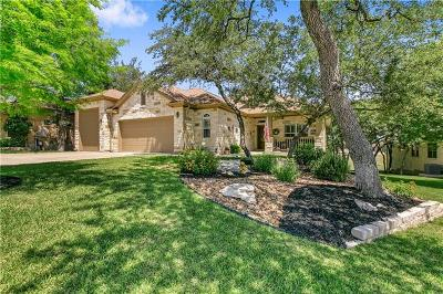 Georgetown Single Family Home Coming Soon: 865 Caprock Canyon Trl