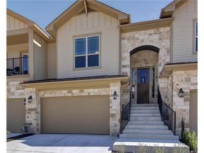 Cedar Park Condo/Townhouse For Sale: 2930 Grand Oaks Loop #2303