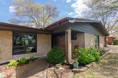Austin Single Family Home For Sale: 1808 Richwood Dr