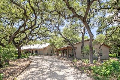 Wimberley Single Family Home For Sale: 100 Heritage Hill Rd