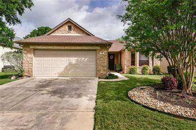 Georgetown Single Family Home For Sale: 195 Trail Rider Way
