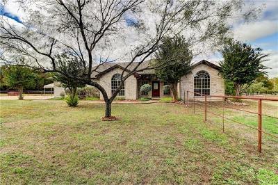Belton Single Family Home Pending - Taking Backups: 493 Elmer King Rd