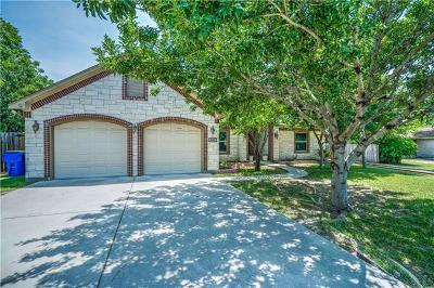Cedar Park Single Family Home For Sale: 602 S Cougar Ave