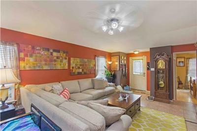 Manor Single Family Home Pending - Taking Backups: 13320 High Sierra St