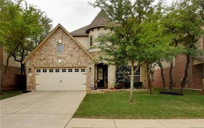 Cedar Park Single Family Home Pending: 4006 Remington Rd
