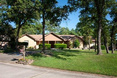 Rockdale TX Single Family Home For Sale: $259,900