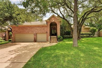 Austin Single Family Home For Sale: 9209 Slate Creek Trl