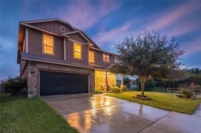 San Marcos Single Family Home Pending - Taking Backups: 214 Old Settlers Dr