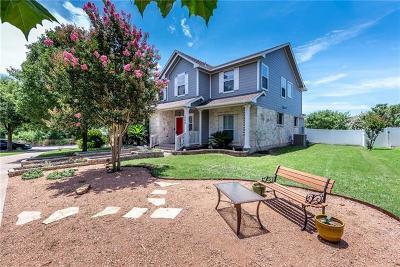 Cedar Park Single Family Home For Sale: 1500 Wild Basin Ln