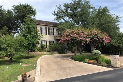 Travis County Single Family Home Coming Soon: 110 The Hills Dr