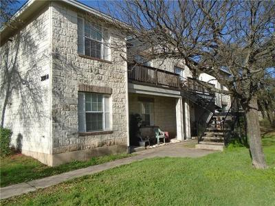 Cedar Park Rental For Rent: 3201 El Salido Pkwy #121