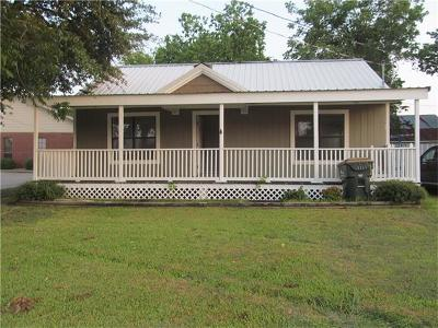 Weimar, Other, Schulenburg Single Family Home For Sale: 310 E South St