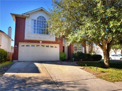 Travis County Single Family Home For Sale: 3621 Texas Topaz Dr