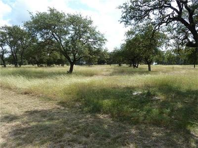 Spicewood TX Residential Lots & Land For Sale: $57,500