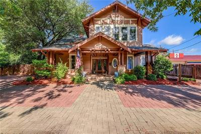 Williamson County Single Family Home For Sale: 1208 S Main St