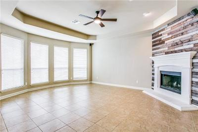 Pflugerville Single Family Home For Sale: 19608 Sangremon Way