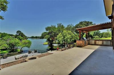 Burnet County, Llano County, Travis County Single Family Home For Sale: 337 Sandy Mountain Dr