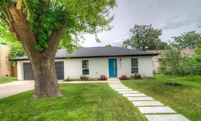 Single Family Home For Sale: 10023 Childress Dr