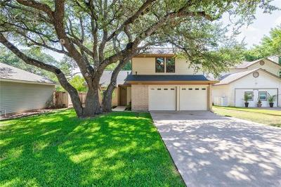 Leander Single Family Home For Sale: 706 Milton Cv