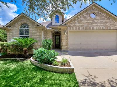 Steiner Ranch Single Family Home Pending: 13124 Appaloosa Chase Dr