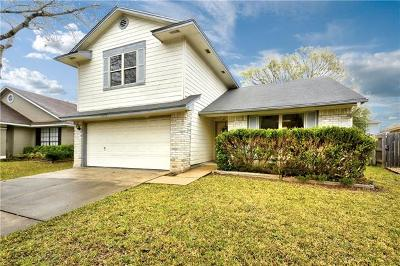 Austin Single Family Home For Sale: 12315 Yarmont Way