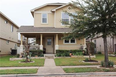 Pflugerville Single Family Home Pending - Taking Backups: 710 Craters Of The Moon Blvd E