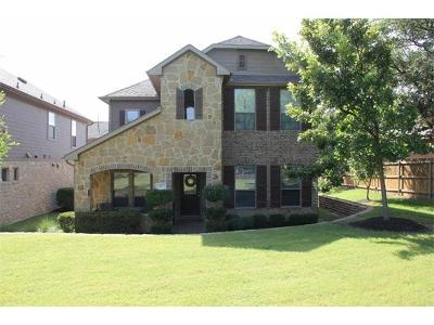 Cedar Park Single Family Home For Sale: 11400 W Parmer Ln #17