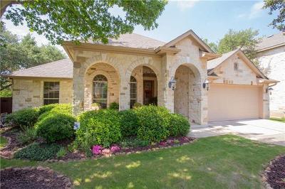 Travis County Single Family Home For Sale: 8105 Via Verde Dr
