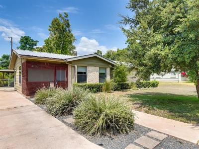 Travis County Single Family Home Pending - Taking Backups: 4702 Philco Dr