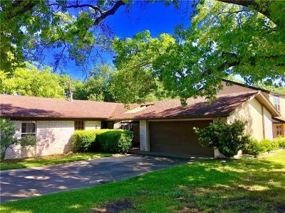 Austin Single Family Home For Sale: 7500 Daugherty St