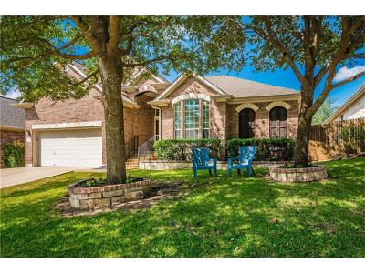 Austin Single Family Home For Sale: 1204 Grand Champion Dr