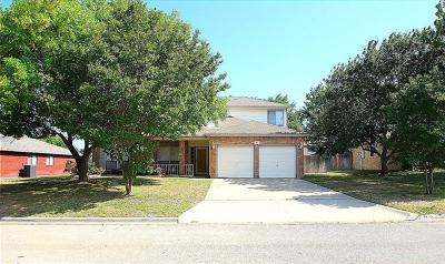 Harker Heights TX Single Family Home For Sale: $178,500
