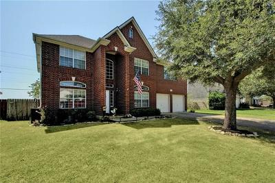 Georgetown Single Family Home For Sale: 402 Belmont Dr