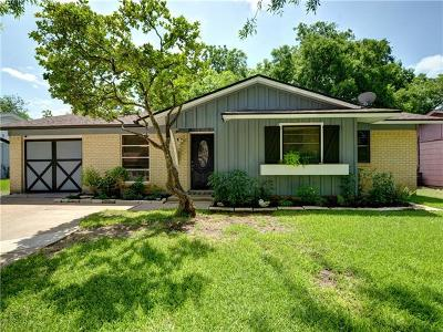 Single Family Home For Sale: 8409 Briarwood Ln