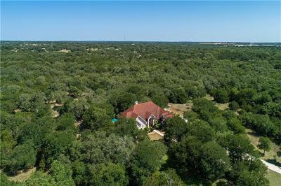 Buda, Kyle Single Family Home For Sale: 420 Creekside Dr