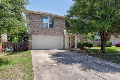 Pflugerville Single Family Home For Sale: 15125 Donna Jane Loop