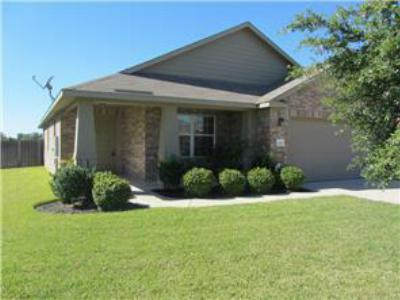 Hutto TX Single Family Home Sold: $174,900