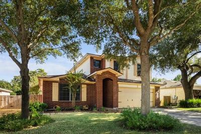Leander Single Family Home For Sale: 302 Stanford Dr