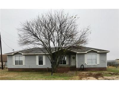 Williamson County Single Family Home Pending - Taking Backups: 1461 County Road 305