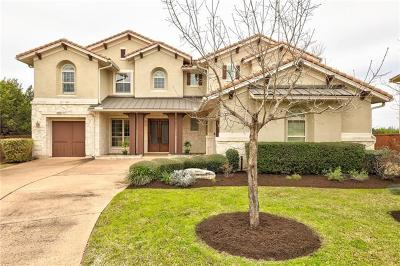 Austin Single Family Home Pending - Taking Backups: 12108 Horseback Hollow Ct