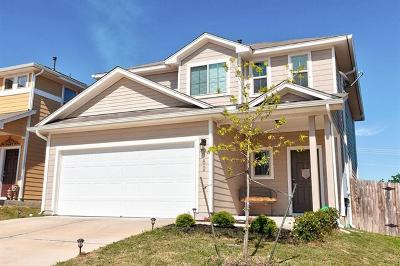 Buda Single Family Home For Sale: 482 Twisted Oaks Ln