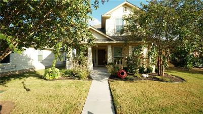 Pflugerville Single Family Home For Sale: 18603 Mammoth Cave Blvd