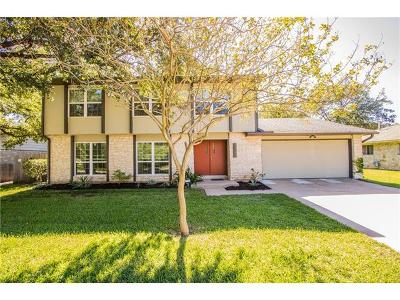 Austin Single Family Home For Sale: 3103 Val Dr