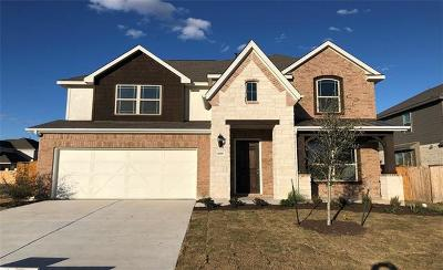 Pflugerville Single Family Home For Sale: 4116 Gildas Path
