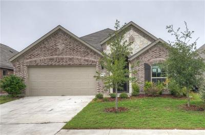 Buda Single Family Home For Sale: 667 Vista Garden Dr